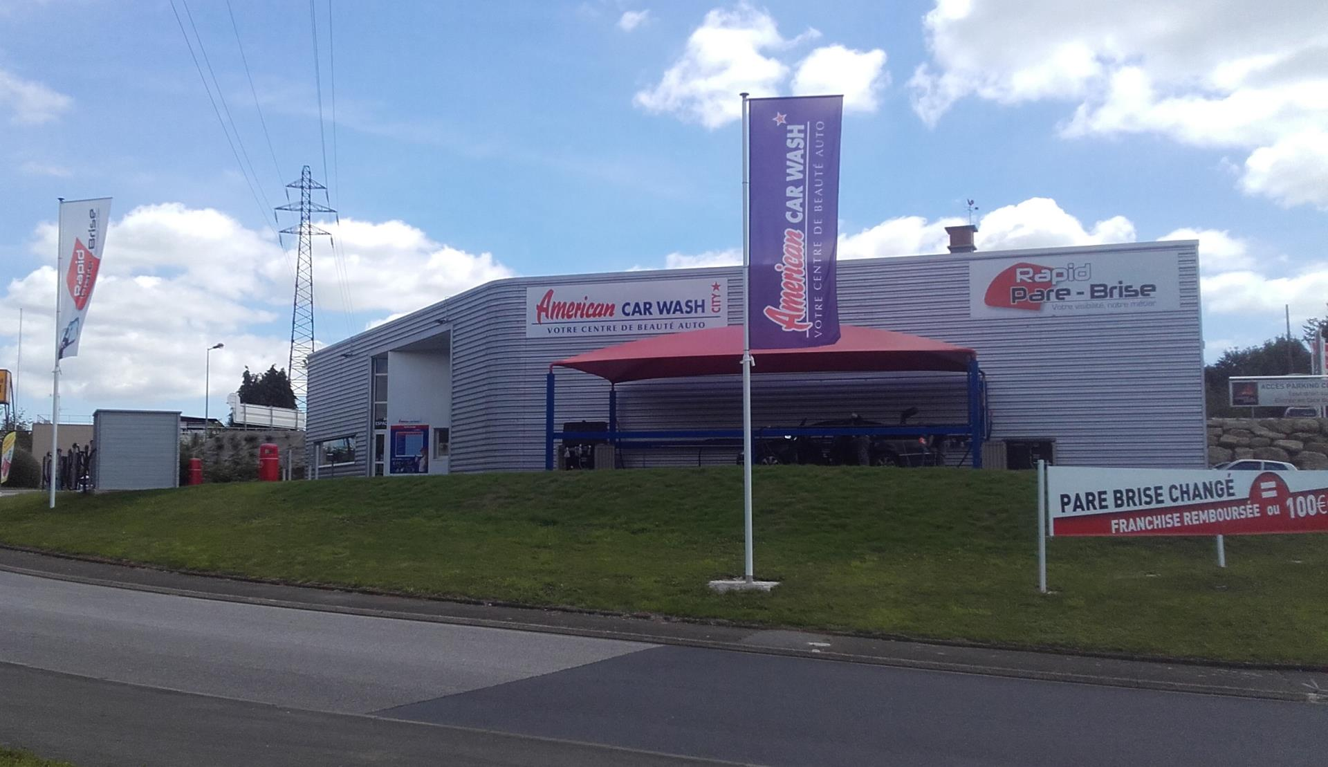 American Car Wash City Quimper